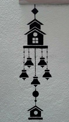 Home Decoration Quotes Ev dekorasyonu Wall Painting Decor, Diy Wall Painting, Diy Wall Art, Diy Wall Decor, Simple Wall Paintings, Creative Wall Painting, Creative Walls, Wall Art Designs, Paint Designs