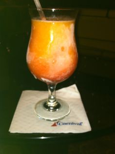 Cruise Cocktails On Pinterest  Carnival Cruise Lines Kiss On The Lips And R