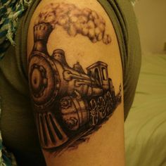 Locomotive ink.