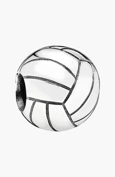 PANDORA Volleyball Bead Charm available at #Nordstrom