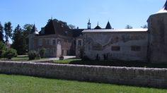 Château  de Girecourt-sur-Durbion. Lorraine