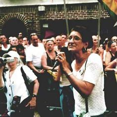 """Sylvia Rivera, drag queen, and one of the """"instigators"""" of the Stonewall Riots."""