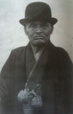 """Sokaku Takeda is the link between our time and that of the Samurai, it is he who was responsible for passing on the true way of Aikijujutsu through his students to future generations. Takeda Shingen, Okinawan Karate, Chinese Martial Arts, Peace Art, Hapkido, Martial Artists, Kendo, Jiu Jitsu, Historical Photos"