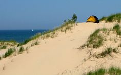 Nordhouse Dunes, Michigan: Photos & Trip Report