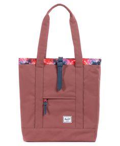 Herschel Supply/ハーシェル・サプライ -Northern Lights- Market(マーケット) トートバッグ (Dusty Blush) Tote Bag Aurora - ファッション通販セレクトショップ SIAMESE/サイアミーズ