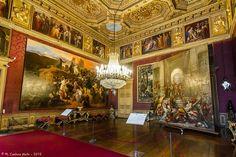 Torino Palazzo Reale: La Sala dei Corazzieri