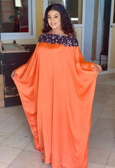 Abaya Fashion, Fashion Dresses, Yellow Fascinator, Kaftan Pattern, Long African Dresses, Bridal Hairstyles With Braids, African Blouses, Africa Dress, Kaftan Style