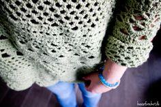 Häkelpullover Lacey Days Jumper  #drops #design #häkelprojekt #DIY #häkeln #crochet