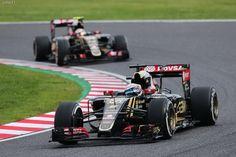 Французская компания Renault подписала «письмо о намерении» приобрести контрольный пакет акций команды Lotus F1.