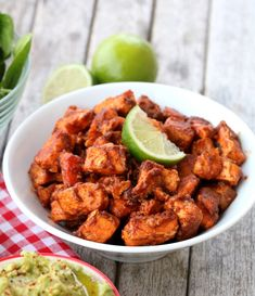 LINDASTUHAUG - det skal vere en opptur med sunn mat! Tandoori Chicken, Curry, Meat, Ethnic Recipes, Food, Curries, Meal, Eten, Meals