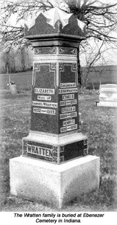 """Great article on the origins of the """"Grattan Murders"""" ballad. (scroll down to August) Shirley Jackson, Cemetery Art, Sculpture, Origins, Indiana, Crime, Sad, Death, Beautiful"""