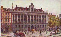 Ansichtskarte Leipzig, Grassi - Museum
