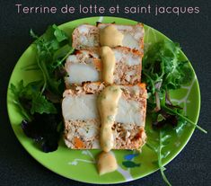 Terrine de lotte et saint-Jacques – Happy Cooking