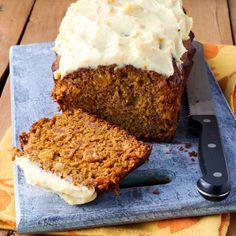 🍴Mrkvový chléb recept – rychle, zdravě a jednoduše 🍴 Jimezdrave.cz Banana Bread, Dip, Food, Salsa, Eten, Dips, Meals, Salsa Music, Diet