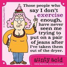 auntie acid funnies | Aunty Acid
