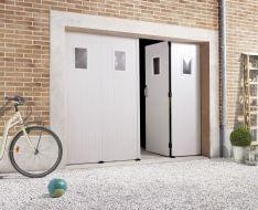 Prix D Une Porte De Garage Pas Chere Porte Garage Garage Garage Pas Cher