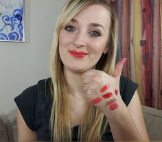 SZMINKI: Moje ulubione szminki. JAK MALOWAĆ USTA ABY BYŁY WIĘKSZE?