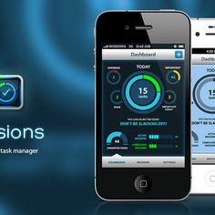Atanas Mahony  SOFIA, app design element