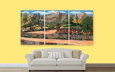Southwest Art Gallery in Tucson, AZ Cactus Paintings, Art Gallery, Southwest Art, Image, Painting, Desert Art, Art, Color, Prints