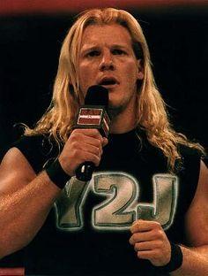 "Chris Jericho ""Y2J"""