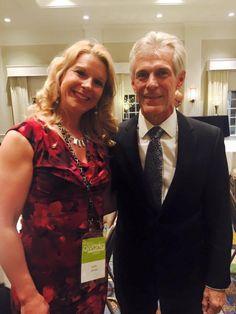 Newport Regional 2015 - Julie Jones with Dr. Layman