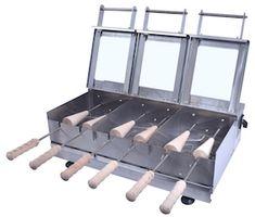 Electric grill trdelnik