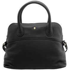 4cc9213d8 Yoshi Eaton Medium Size Dome Shaped Grab Bag / Leather Handbag Autumn  Winter 2012 AW12 by