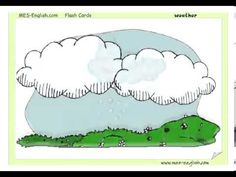 The weather vocabulary for children Weather Vocabulary, English Vocabulary, Worksheets, Children, Boys, Kids, Big Kids, Children's Comics, Sons
