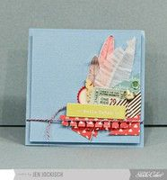 A Project by {Jen Jockisch} from our Cardmaking Gallery originally submitted 11/06/12 at 01:41 PM