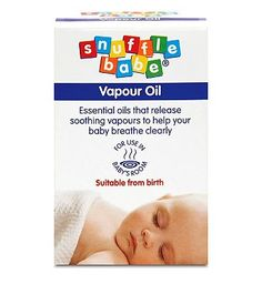Snufflebabe Room Vapour Oil 10087647 28 Advantage card points. This wonderfully refreshing Vapour Oil contains 100% natural essential oils that release soothing vapours to help your baby breathe clearly.See details below, always read the http://www.MightGet.com/february-2017-1/snufflebabe-room-vapour-oil-10087647.asp