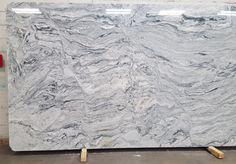 Silver Cloud–Granite–Slab