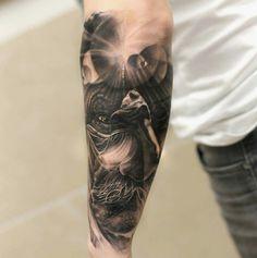 Unreal sleeve by Matthew James