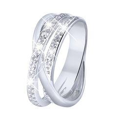 Zilveren ring met zirkonia (1028249)