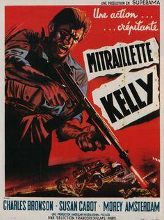 Mitraillette Kelly (Machine Gun Kelly) est un film américain réalisé par Roger Corman, sorti en 1958. Inspiré de la vie du gangster George R. Kelly, qui sévit pendant la Grande Dépression, ce film de série B, tourné en huit jours, est une des réussites incontestables de Corman, cinéaste inégal s'il en fut. Tourné en noir et blanc, sur une musique frénétique, bénéficiant d'excellents dialogues, le film doit énormément à son couple-vedette  : Susan Cabot, habituée des productions Corman…