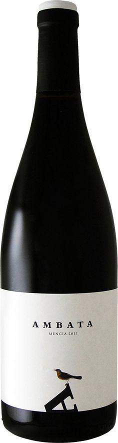 Ambata Mencía / Wine Label