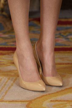Princess Letizia - Spanish Royals Host 'Cervantes Awards 2012' Lunch in Madrid