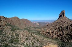 Arizona Trail | Peralta Trail, Superstition Wilderness, Tonto NF, Arizona