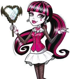 Freaky Just Got Fabulous™ Love Monster, Monster Girl, Monster High Characters, Kitty Pryde, Punk Rock Outfits, Beautiful Bollywood Actress, Ever After High, Fashion Dolls, Artwork