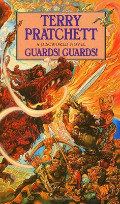 Guards! Guards!: Discworld Novel 8 Discworld Novels: Terry Pratchett: Books
