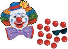 Circus Clown Game - 48 Units