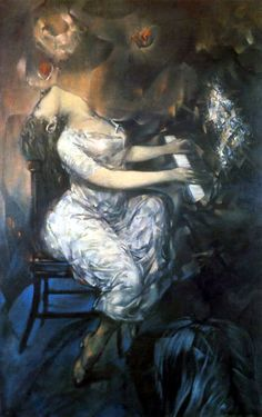 Dorothea Tanning - Dimanche Apres-midi (Sunday Afternoon), 1953