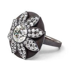 """#oldcutdiamond #iron #ring #hemmerle"""