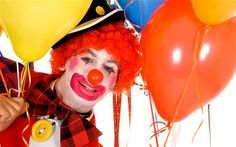 Image detail for -How to become a clown - Telegraph