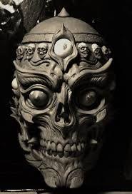 tibetan skull - CRYSTAL AND MINERAL SKULLS /ソカロ] / TIBETIAN SKULLS / SKULLS / More Pins Like This At FOSTERGINGER @ Pinterest
