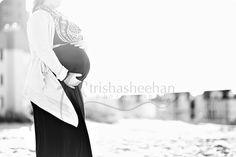 Beach Belly   Virginia Beach Maternity Photographer