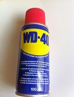 Lackkratzer am Auto mit WD40 beseitigen