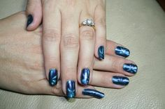 Magnetic Nails with Star Magnet