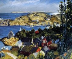 George Wesley Bellows (1882-1925): Matinicus