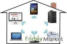 IT services home technician Etisalat setup cabling in the villa Dubai 0556789741 in UAE - FridayMarket #homeimprovementdvd,