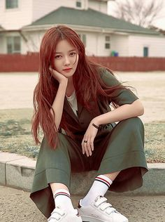 J Pop, Kim Yoo Jung Fashion, Kim Joo Jung, Korean Photo, Divas, Cute Outfits, Outfits For Teens, Beauty Full Girl, Celebrity Outfits